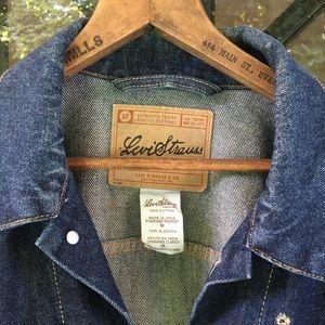 Levi Strauss Standard Trucker Jean Jacket Size M
